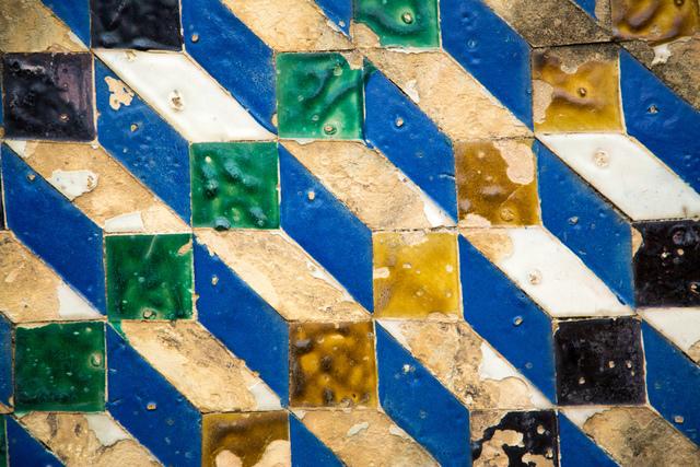 Rima Canaan Lee, 'The Alcazar, Seville: #2', 2013, Talley Dunn Gallery