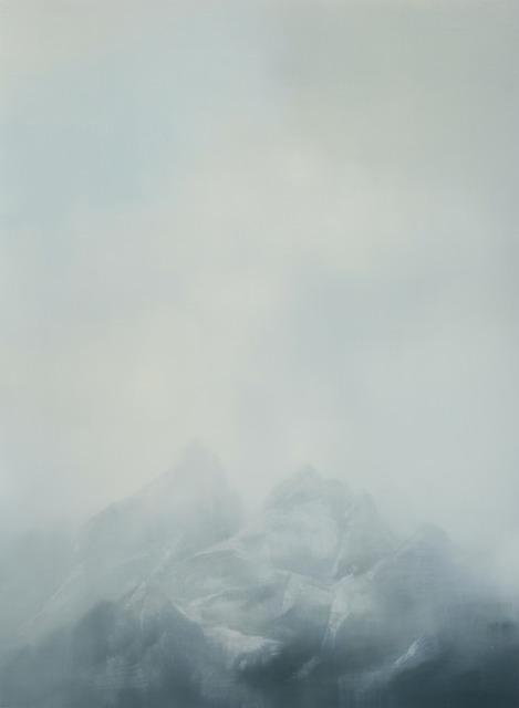 , 'Teton Smoke,' 2013, Gallery NAGA