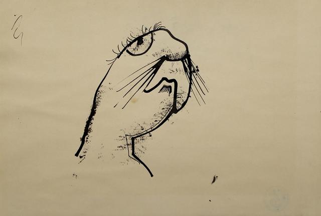 Karl Hofer, 'Robbe (Seal)', 1940, Sylvan Cole Gallery
