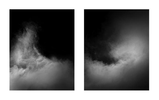 , 'Untitled (Tornado #2 et #3),' 2016, Galerie Christophe Gaillard