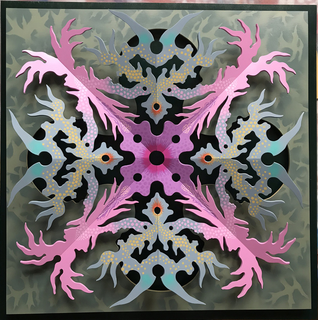 , 'Snowflake Design,' 2018, Carter Burden Gallery