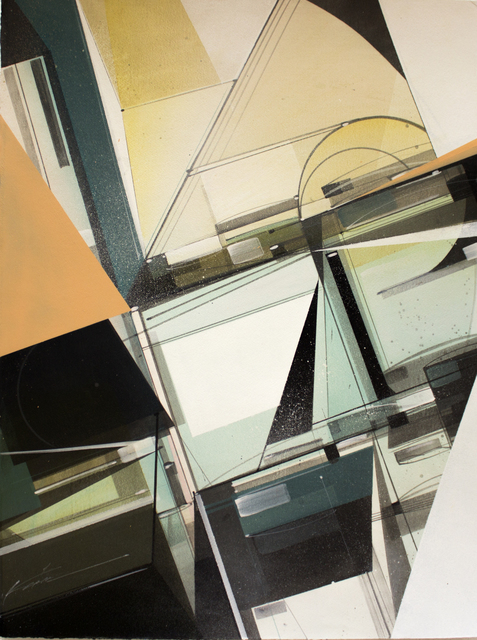 , 'Adelante No. 1,' 2014, Celaya Brothers Gallery