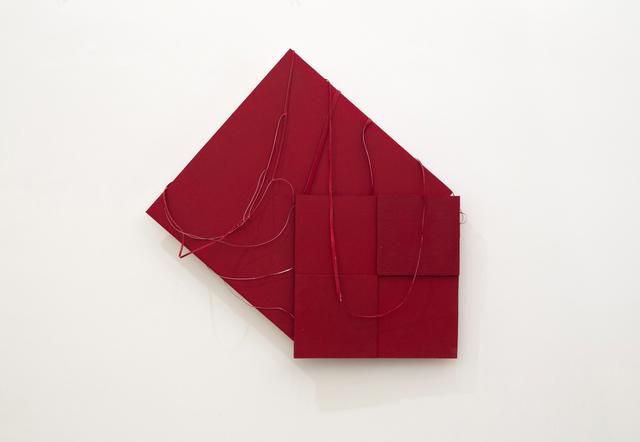 """, 'Relevo, série """"Volare"""" n.21,' 2016, LURIXS: Arte Contemporânea"""