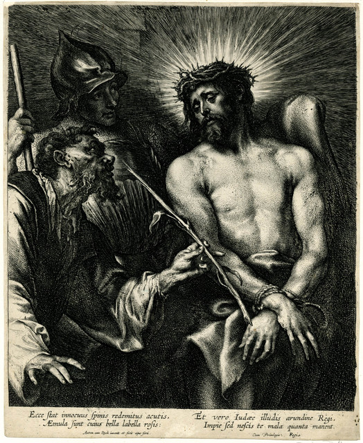 , 'Christ Crowned with Thorns,' ca. 1631, Thomas French Fine Art