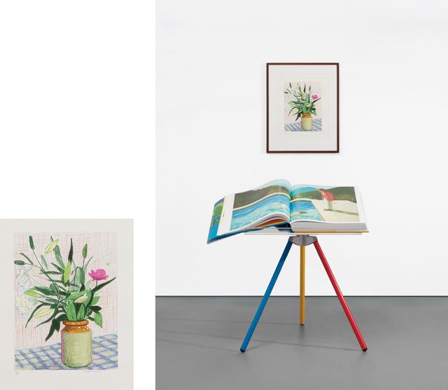 David Hockney, 'A Bigger Book, Art Edition D', 2010/2016, Phillips