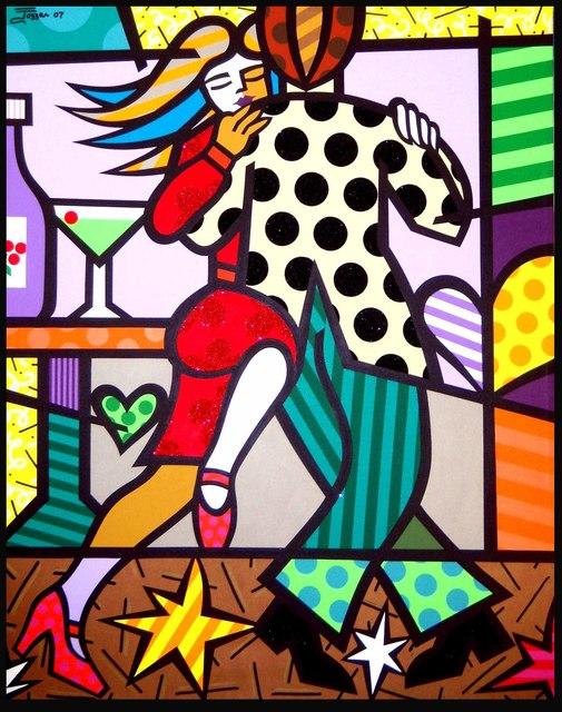 , 'Tango,' 2007, Florida Fine Art