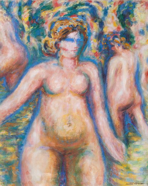 , 'Trois Nus,' 1950, DIE GALERIE
