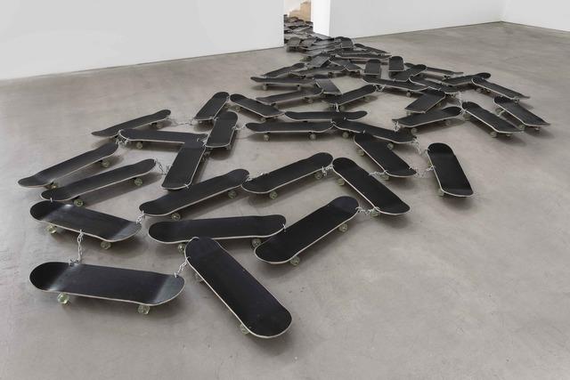 , 'Skateboard,' 2017, de Sarthe Gallery