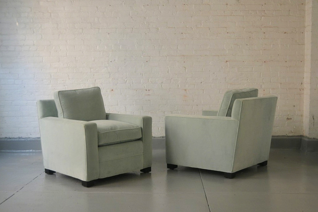 , 'Pair of Chairs for Svenskt Tenn,' ca. 1930, Hostler Burrows