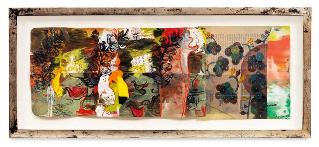 Judy Pfaff, 'Udaipur 19', 2014, Miles McEnery Gallery