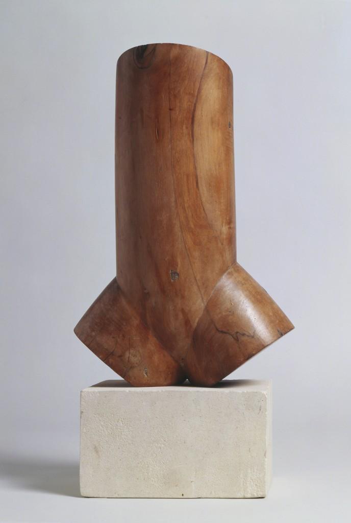 Constantin Brancusi, 'Torso of a Young Man,' 1923, ARS/Art Resource