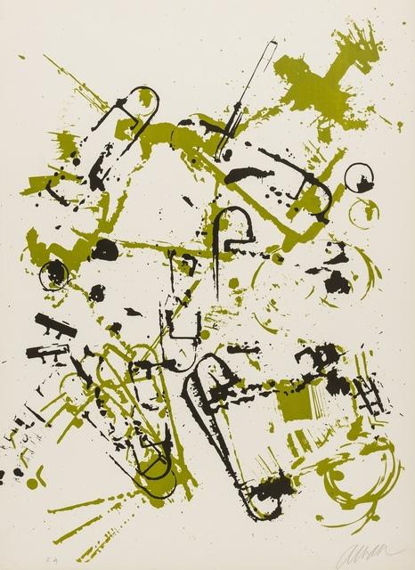 Arman, 'L'Interieur des Choses II: Le Transistor (Otmezguine & Moreau 38)', 1971, Forum Auctions