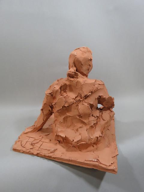 Jock Ireland, 'Seated Figure', 2016, John Davis Gallery