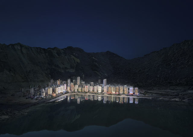 Thomas Wrede, 'Stadt am See ', 2018, Beck & Eggeling