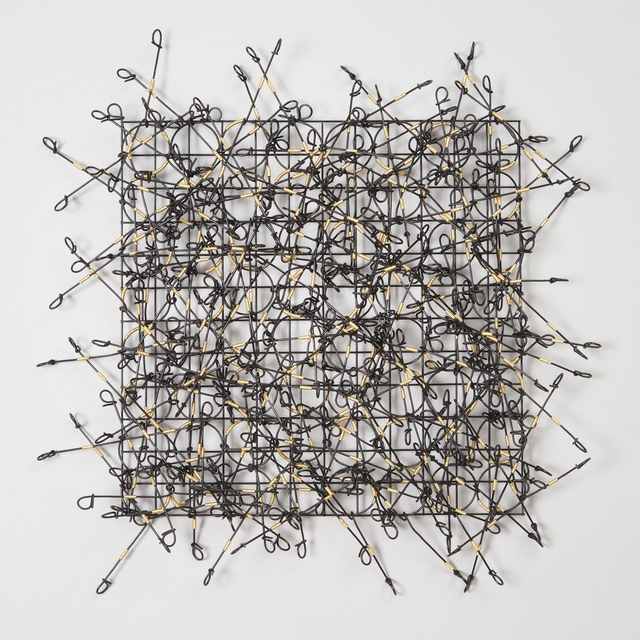 , 'Circle Grid No. 3,' 2015, Duane Reed Gallery