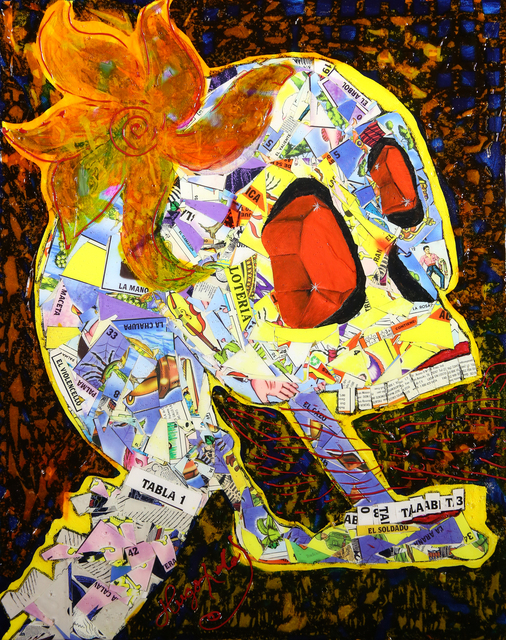 , 'La Carcajada,' 2018, Agora Gallery