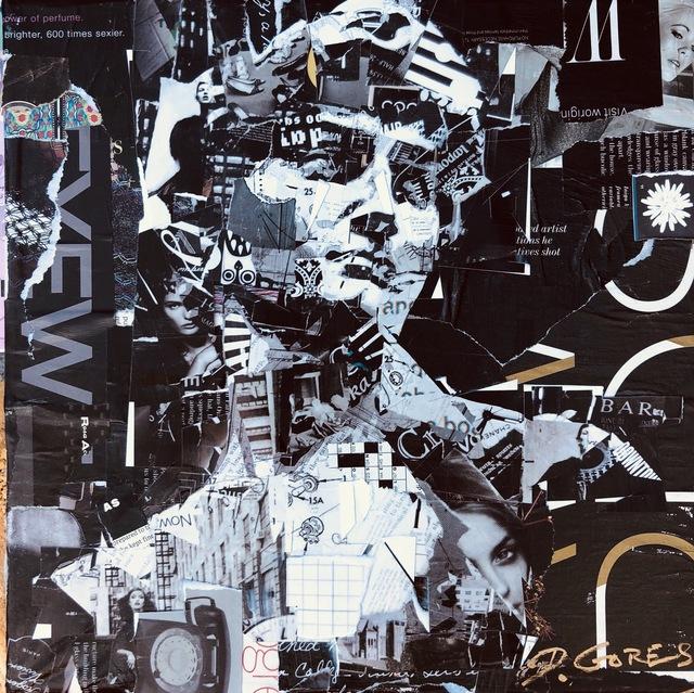 , 'King David,' 2019, Derek Gores Gallery