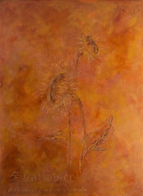, 'Sunflower,' 2016-2017, Exhibit 320
