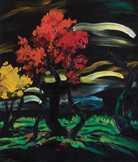 , 'Autumn,' 1977, Galerie Kornfeld