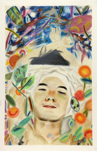 , 'self-portrait 275,' 2013, GALLERY MoMo