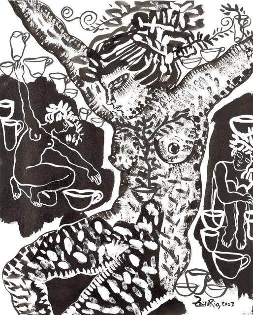 Zaida del Río, 'Series Alto de la mina IV', 2003, MLA Gallery