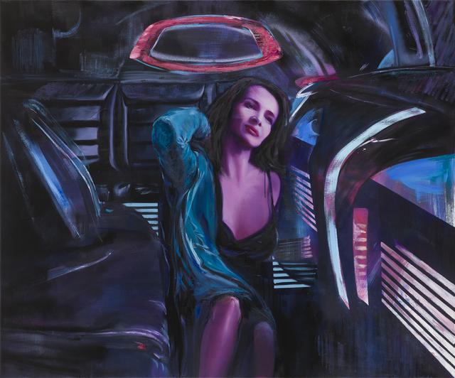 , 'Cosmopolis,' 2018, Simon Lee Gallery