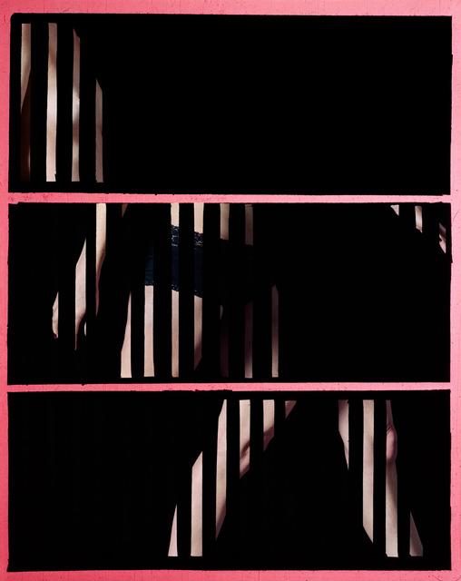 , 'Walking (Pink),' 2014, Galerie Christophe Gaillard