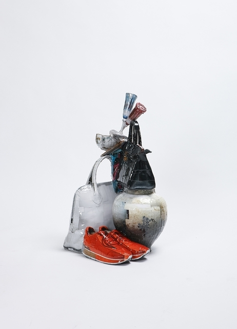 , 'Bag & Porcelain,' 2016, Arario Gallery