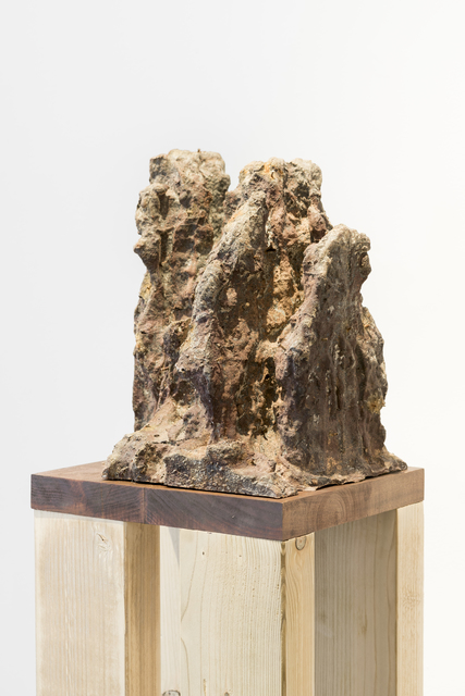 , 'Mount,' 2015, LAMB Arts