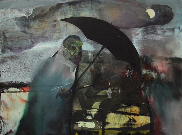 , 'Funeral,' 2014, Accesso Galleria