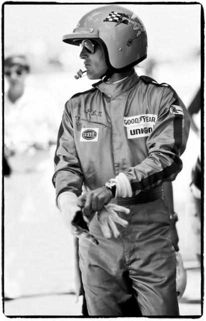 Al Satterwhite, 'Paul Newman/ Sebring ', 1977, PDNB Gallery