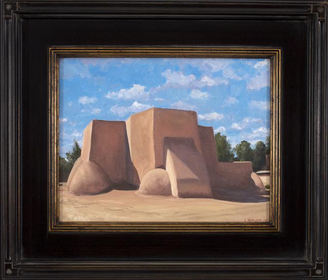 Stephen Magsig, 'Ranchos de Taos Church', 2016, Blue Rain Gallery