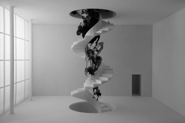 Bernd Oppl, 'Helix (a)', 2016, Galerie Krinzinger
