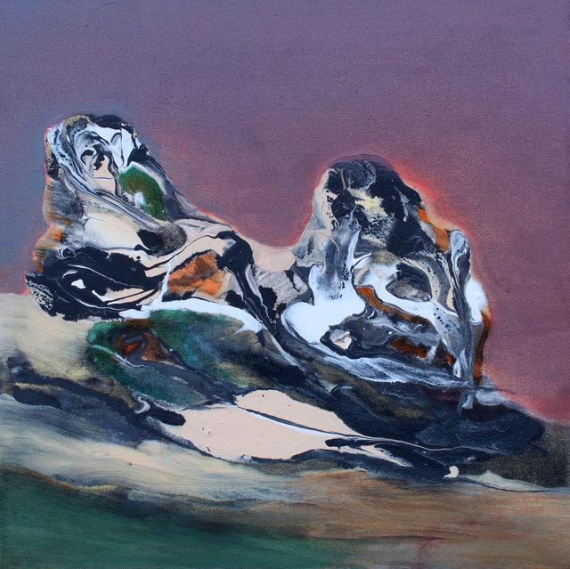 , 'Silently Waiting,' 2018, Pontone Gallery