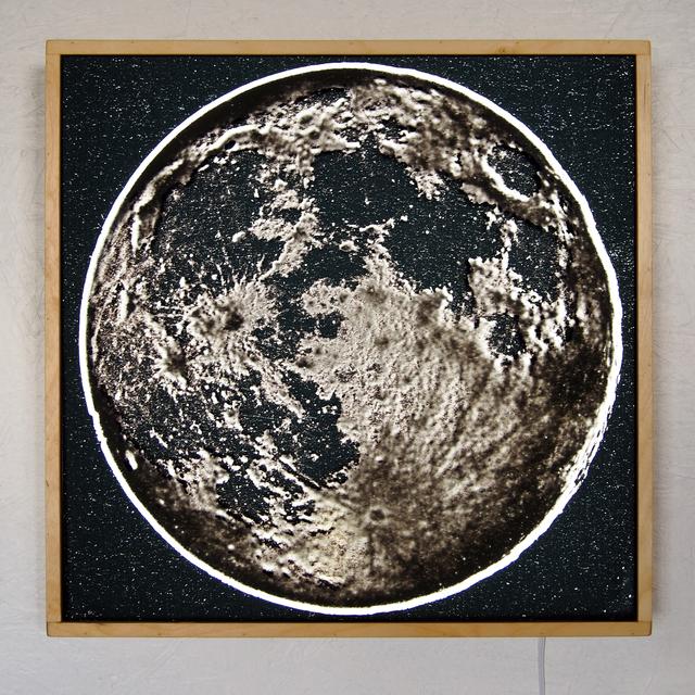 , 'The Moon,' 2017, Artêria