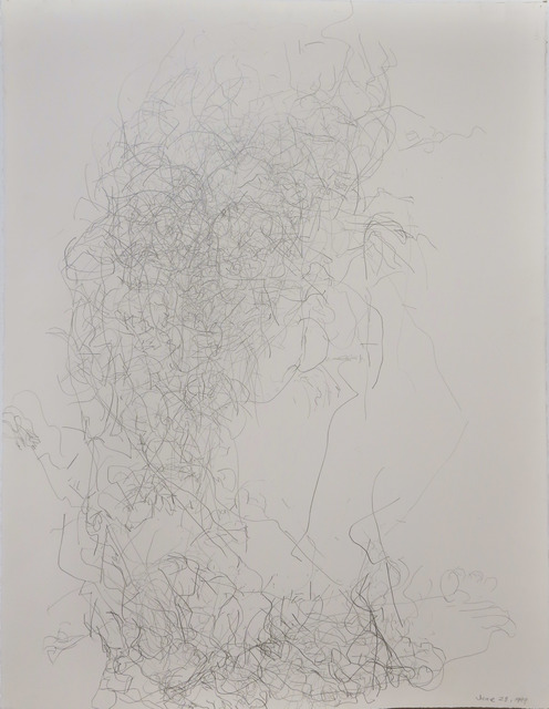 , 'June 28, 1999 (Portrait series),' 1999, Edward Thorp Gallery