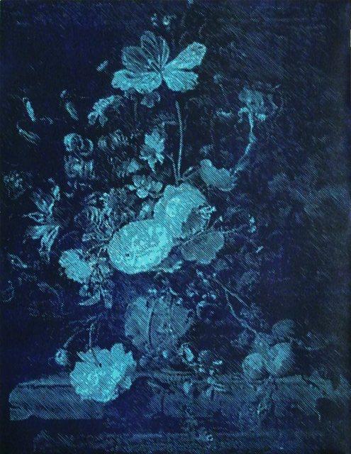 , 'Death of beauty #2,' 2014, YUKI-SIS
