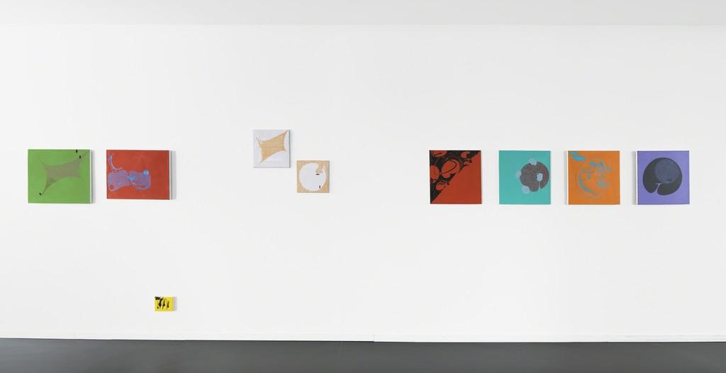 Installation View 5: Works by Nils Erik Gjerdevik
