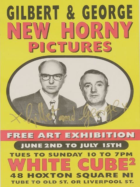 Gilbert and George, 'New Horny Pictures', 2001, Sworders