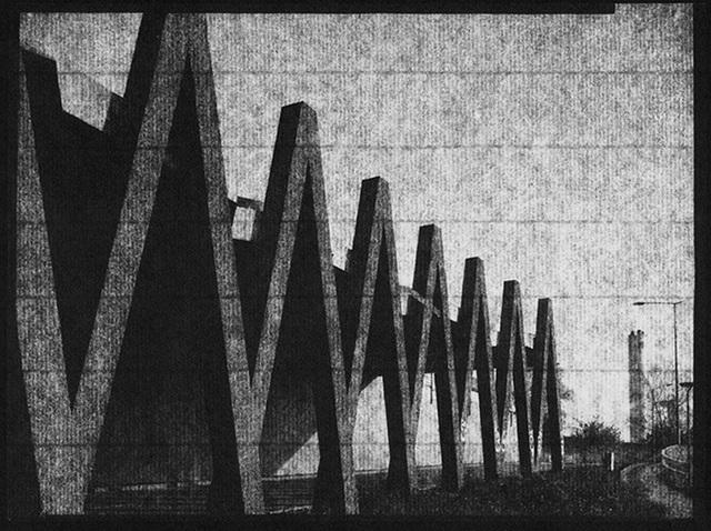 """Martin Becka, '""""BKVV#03         46,531180           6,645556 """"  ', 2015, East Wing"""