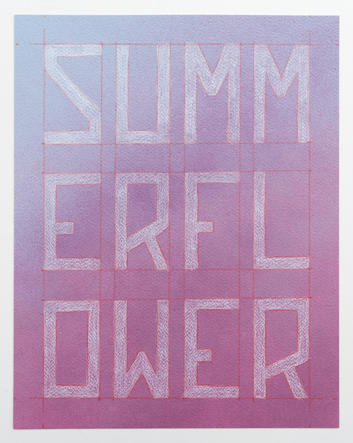 , 'Summer Flower,' 2017, Russo Lee Gallery