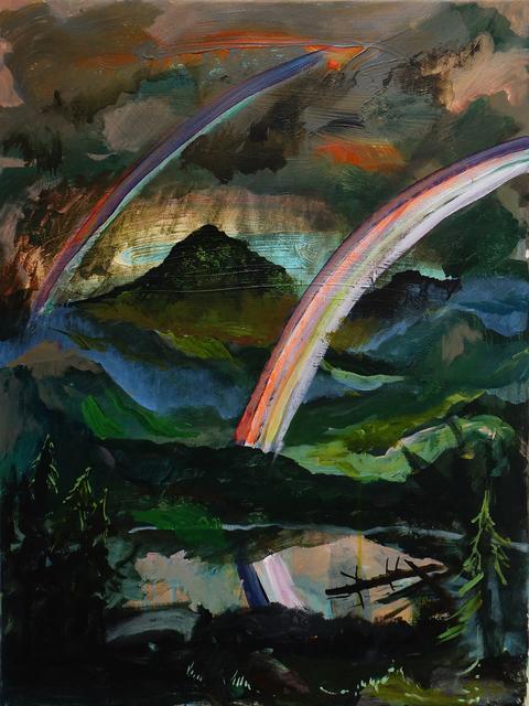 Johnny Defeo, 'Buffalo Creek Double Rainbow', 2019, Visions West Contemporary