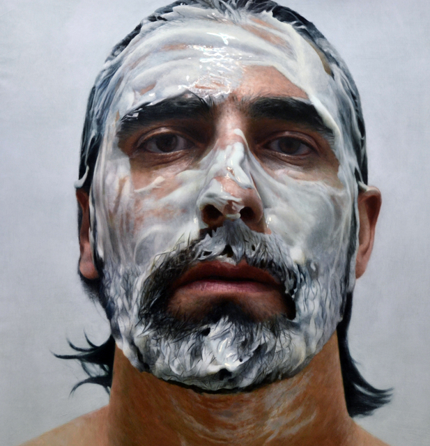 , 'Paint in My Head Number 10,' 2014, Jonathan LeVine Projects
