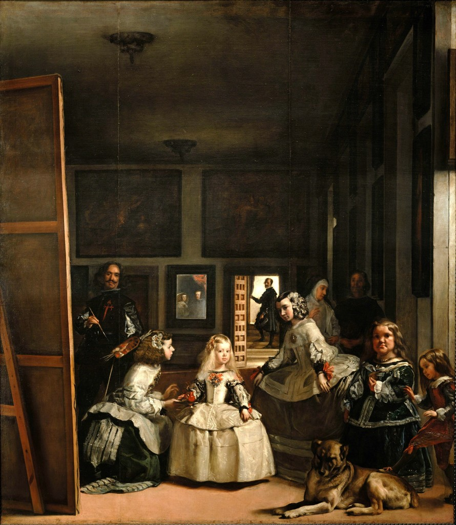 Diego Velázquez, 'Las Meninas (The Maids of Honour),' 1656, Art History 101