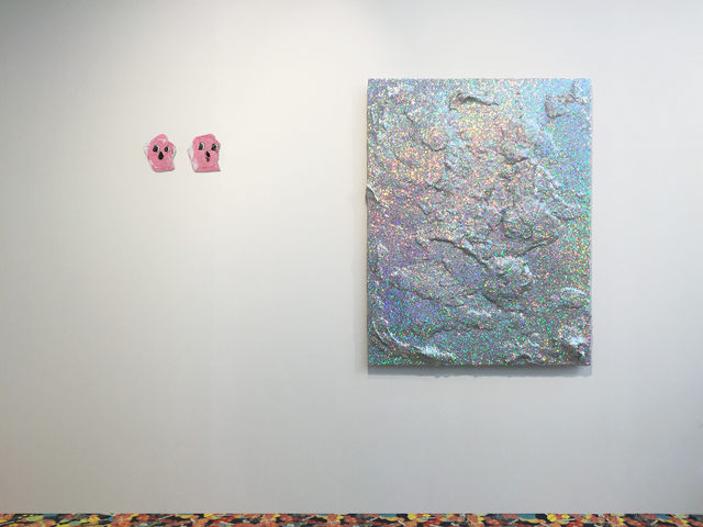 , 'DarkMatters,' 2015, AF Projects/Louise Alexander Gallery