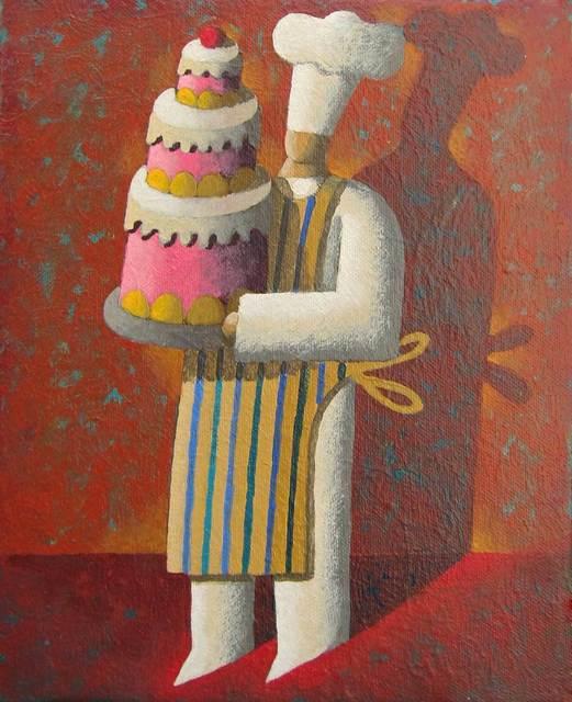 , 'Creative pastries,' , GALERIA JORDI BARNADAS