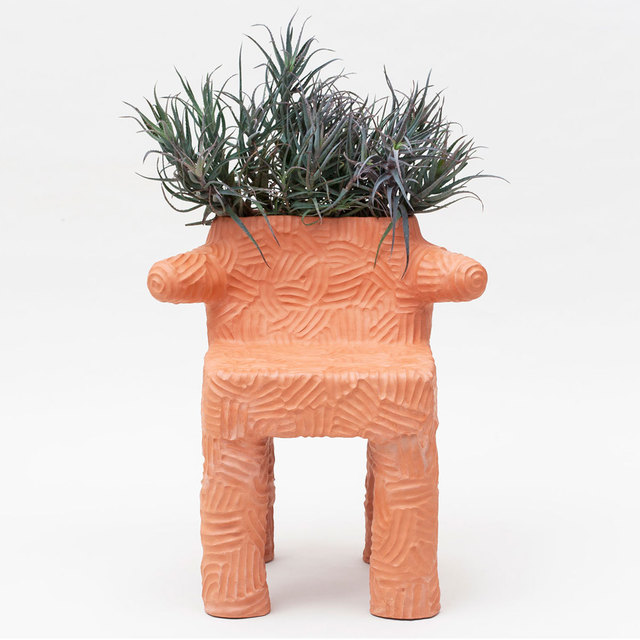 , 'Magdalena Plant Chair,' 2016, Patrick Parrish Gallery