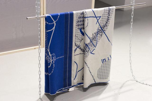 , 'Blue carpet,' 2017, Osnova Gallery