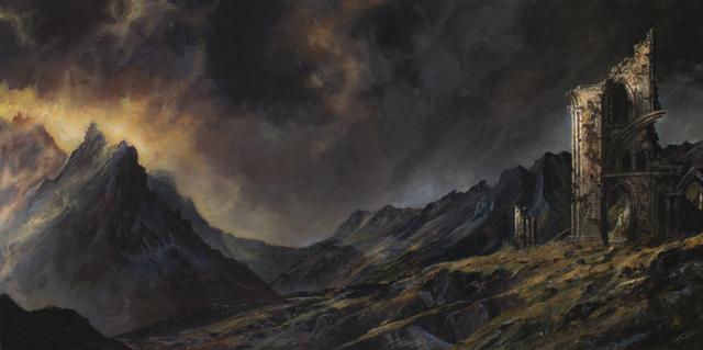 , 'Serpentes Aurorae,' 2018, Haven Gallery