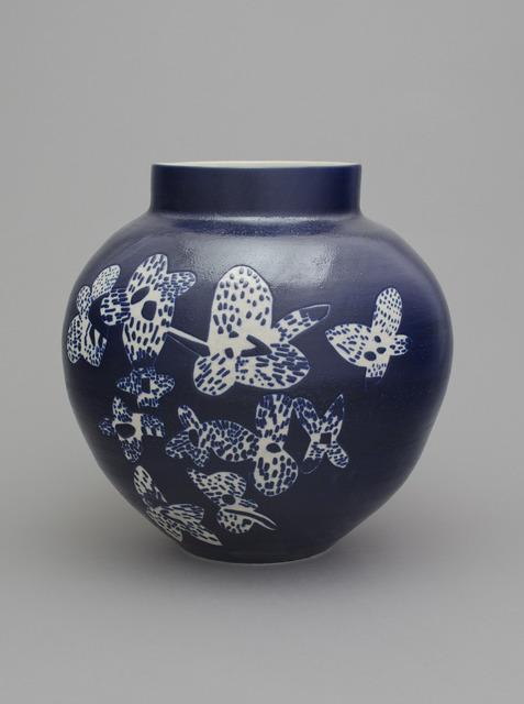 , '(flower 1),' 2014, Gagosian